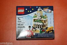 LEGO Toys R Us Exclusive Bricktober Town Hall #4/4 2014 Set 40183 NISB