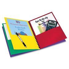 "Esselte Eight Pocket Portfolio - Letter - 8.50"" X 11"" - 200 Sheet (ess99656)"