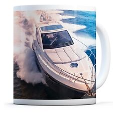 Yacht Sailing Speed - Drinks Mug Cup Kitchen Birthday Office Fun Gift #16152