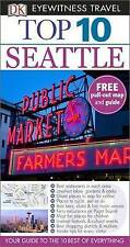 DK Eyewitness Top 10 Travel Guide: Seattle, , New Book