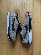 """Nike Flyknit Racer """"Multicolor 2.0"""" Size 9"""