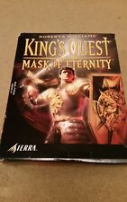 Kings Quest Mask of Eternity PC CD ROM Game