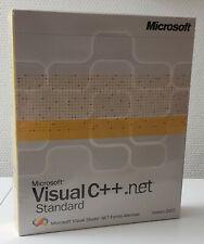 Visual C++ .net 2003 Standard, Englisch , SKU: 254-00187 -  inkl. MwSt