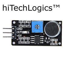 Sound Detection sensor Module Intelligent Vehicle Microphone Arduino smart car