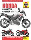 Honda CB500 CB500F CB500X CBR500R 2013- 2015 Haynes Manual 6301