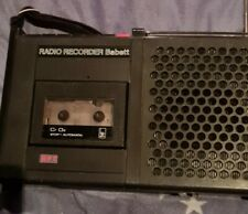 DDR RFT Radiokassettenrecorder