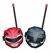 Power Rangers Walkie Talkies for Kids Static Free Extended Range Kid Friendly...