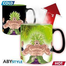 Dragon Ball Z Mug Tasse Heat Change thermique Gogeta Broly 460 ml ABYstyle