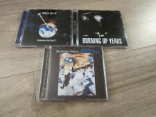 The Human Instinct 3CD Set Pins In It Burning Up Years Stoned Guitar