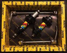 NOS Mavic 530 Hub Set 28h 130mm Freewheel | campagnolo dura record shimano 600 c
