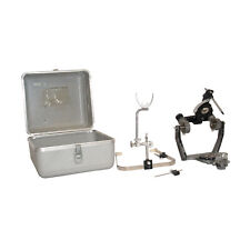 Denar Teledyne Hanau Wide-Vue II Dental Articulator w/Case & Bow #23