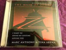 TINA ARENA RARE US PROMO ONLY CD I Want To Spend My Lifetime Loving You