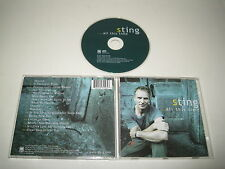 STING/ALL THIS TIME(A&M/493 156-2)CD ALBUM