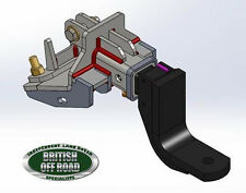 LR007484 - RECOVERY TOW HITCH & BALL - DISCOVERY 3/4 & RANGE ROVER SPORT