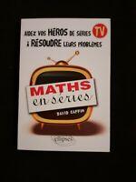 Maths en séries - David Caffin - Ellipses
