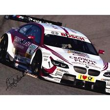 Signed Photograph - Andy Priaulx, BMW M3 DTM