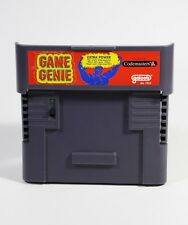 GAME GENIE SNES Codemasters Super Nintendo nur Cheat Modul kein Spiel