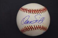 Dan Smith Boston Red Sox Expos Autograph Signed MLB Baseball H