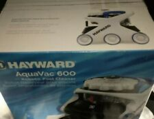 Hayward Aquavac 600 Robotic Pool Cleaner Brandnew Free Shipping.