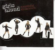 GIRLS ALOUD Something Kinda Ooooh 2006 UK 2-track promo CD