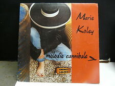 MARIE KOLEY Mélodie cannibale 05891