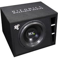 ★ Hifonics Maxximus MXZ 12R Reflex Woofer 30cm Bass Gehäusesubwoofer 2000W