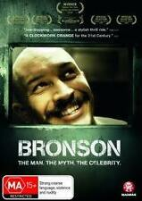 EX RENTAL BRONSON DVD MICHAEL PETERSON CHARLES BRONSON TRUE STORY GUARANTEED