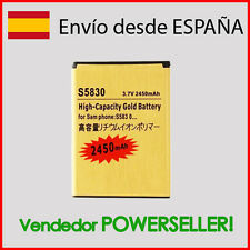 Bateria GOLD SAMSUNG Galaxy Ace GT-S5830/s5839i/S5660/S5670/Young S6310n/S6312
