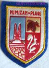 BG6014 - ECUSSON BLASON VILLE DE MIMIZAN PLAGE