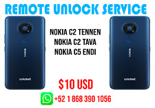 UNLOCK REMOTE SERVICE Nokia C2 Tennen - Nokia C2 Tava - Nokia C5 Endi