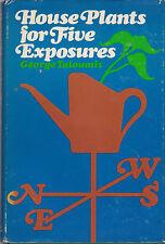 House Plants for Five Exposures-George Taloumis