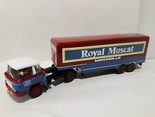 1/43 CAMION TRUCK TRAILER TRA126 Willème LD 610 TBH Horizon ROYAL MUSCAT (1956-