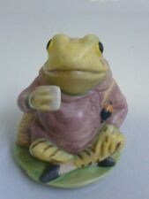 Beatrix Potter Mr. Jeremy Fisher Figurine By Beswick BP-11a - Matte Finish