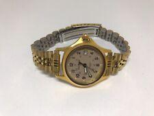 L.L. Bean Freeport Maine Lady's Watch 24 Hour 150 Ft. Quartz Watch ~