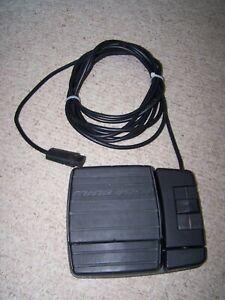 Minn Kota Powerdrive V1 Foot Pedal control Tested works flat plug 2774700
