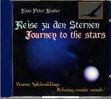 """HANS PETER NEUBER """" REISE ZU DEN STERNEN """"  CD SIGILLATO 1991"""