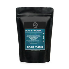 Halokoffi Arabica North Sumatra Tigris Tortor Coffee from Indonesia Roasted Bean