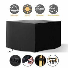 Furniture Dustproof Cover For Rattan Table Cube Chair Sofa Waterproof Garden UK