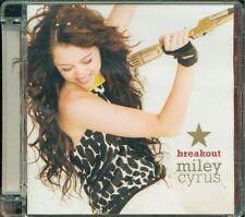 Miley Cyrus - Breakout Hard Case Cd Ottimo