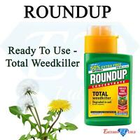 Roundup Optima+ Concentrate Total Weedkiller 140ml + 50% Extra Free 210ml