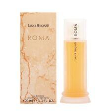 Laura Biagiotti Roma 100ml Eau De Toilette Pofumo Donna