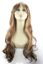 Perruques, extensions et matériel blonds moyens ondulés pour femme