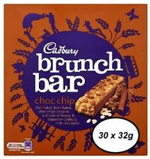 Cadbury Brunch Bars Choc Chip Case of 36 Bars Reduced