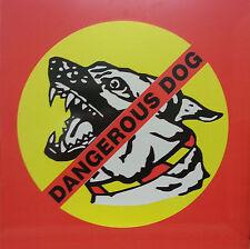 Dangerous Dog Sign - Victoria/Tasmania