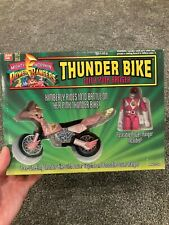 Mighty Morphin Power Rangers - Pink Thunder Bike Original Series (1995)