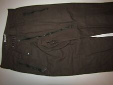J Lindberg Zipper Pants 30x32 - Stockholm Winter Ski Golf Pants - Good Shape!