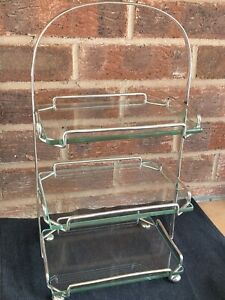 Antique Patisserie Afternoon Tea Cake Stand