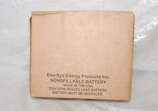 ENERSYS POWERSAFE SBS 40/2 NONSPILLABLE LEAD SEALED BATTERY