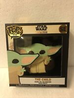 Funko Pop Enamel Pin The Child Nycc SE Limited Edition The Mandalorian Star Wars