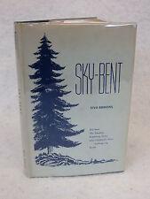 Viva Emmons  SKY-BENT New Voices Publishing  1955 HC/DJ